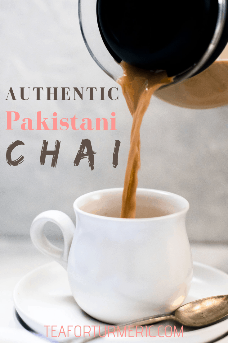 Authentic Pakistani Chai that can be prepared quickly and easily over the stovetop. Tips and tricks included for the perfect cup!