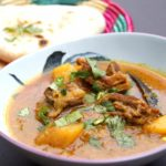 Pressure Cooker Mutton and Potato Curry | Aloo Gosht