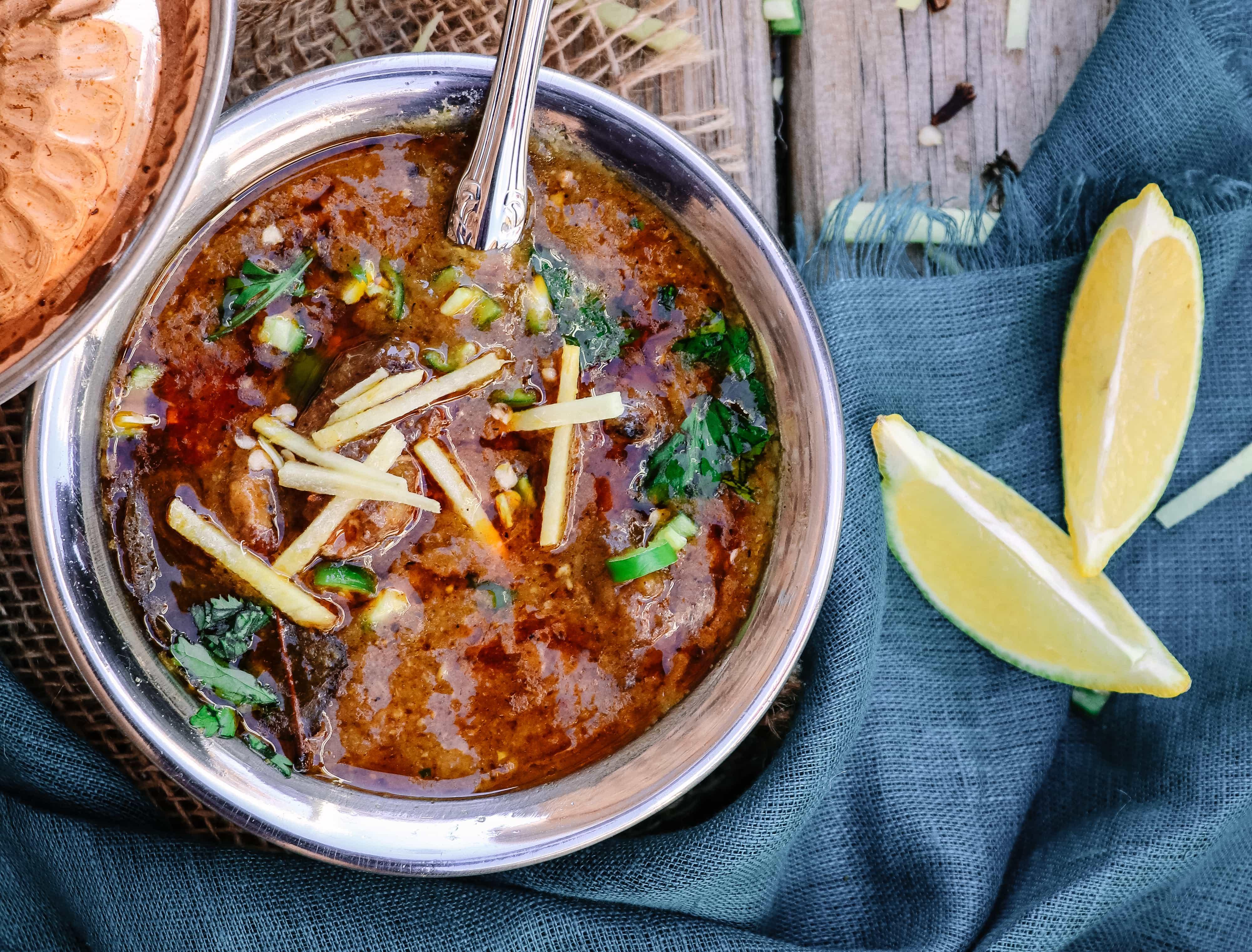 Easy Slow Cooker Nihari Pakistani Beef Stew