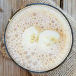 Vegan Banana Chai Lactation Smoothie