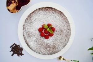 Gâteau au Chocolat   French Chocolate Cake