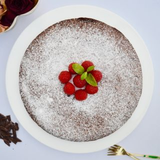 Gâteau au Chocolat | French Chocolate Cake
