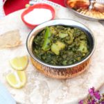 Easy Spinach & Potato Curry | Aloo Palak