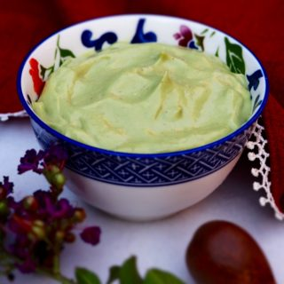 3 Ingredient Creamy Avocado Pudding - Baby/Toddler/Grown-up Friendly