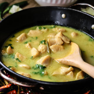 coconut lime chicken curry-4341