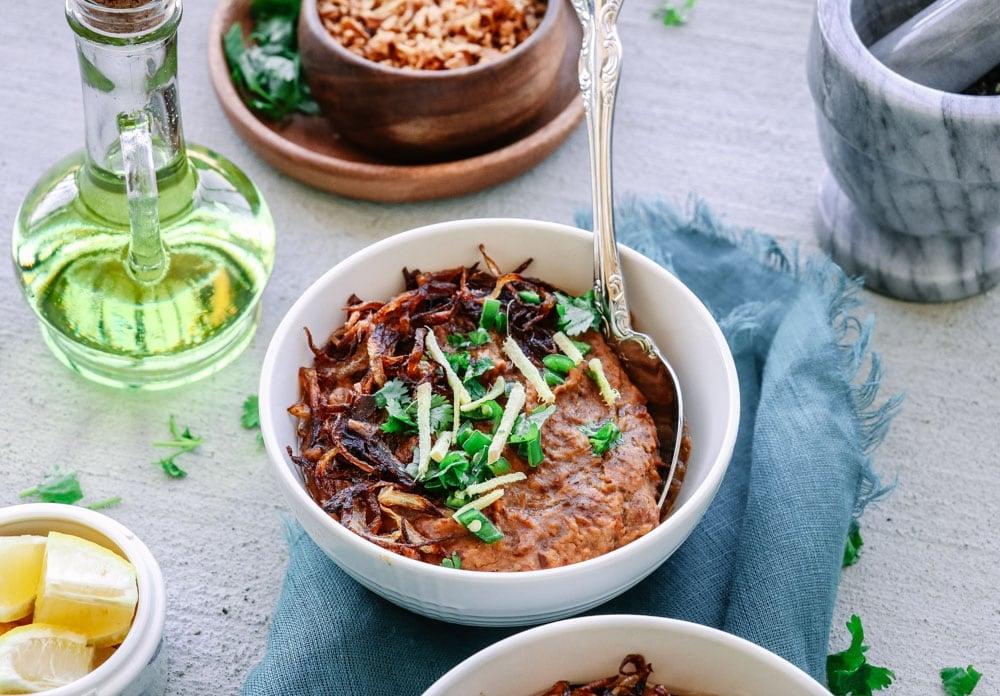 Slow Cooker Haleem - Gluten-Free