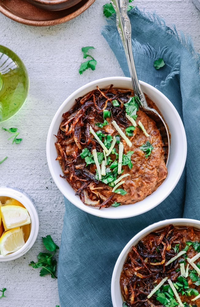 Slow Cooker Haleem