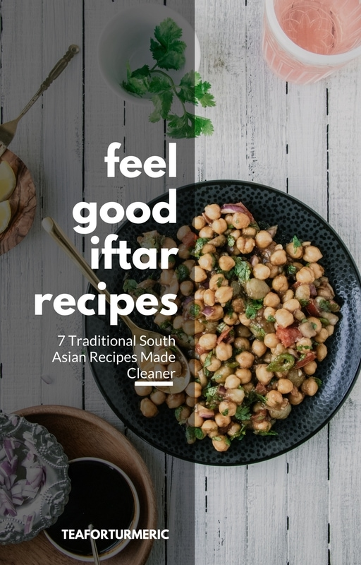 Healthy Iftar Recipes E-book