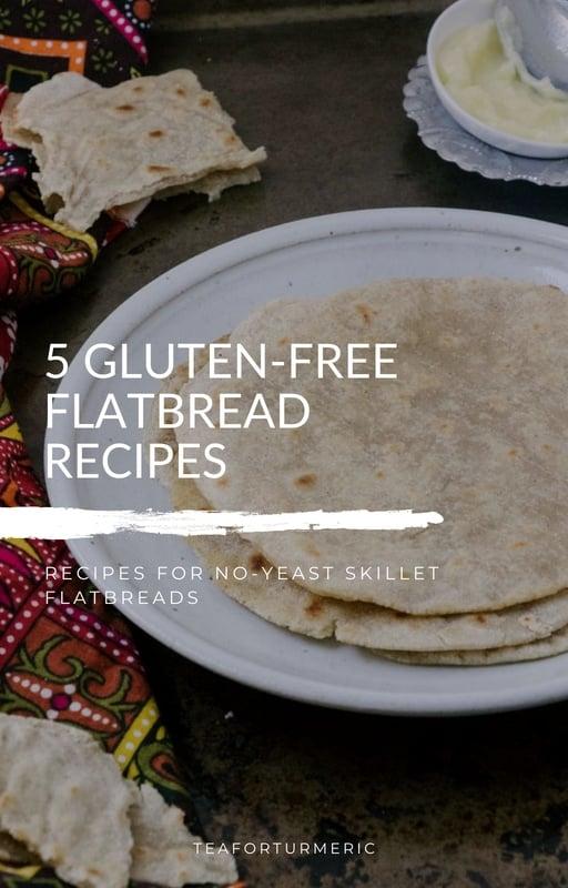 Gluten-Free Flatbread Recipes Ebook