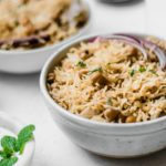Easy Instant Pot Chana Pulao