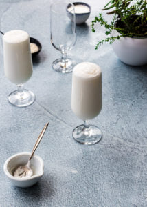 Pefect Yogurt Lassi (with a Secret Ingredient)