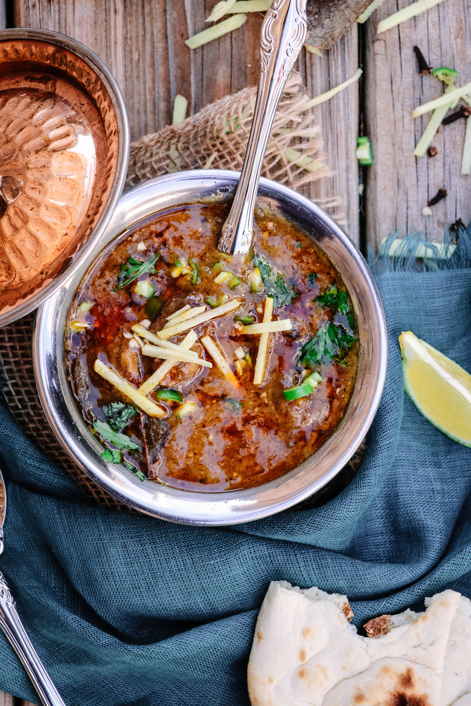 Slow Cooker Nihari