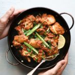 Pakistani Chicken Karahi (Easy & Authentic)