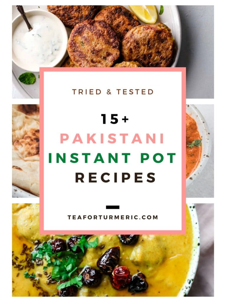 15+ Pakistani Instant Pot Recipes