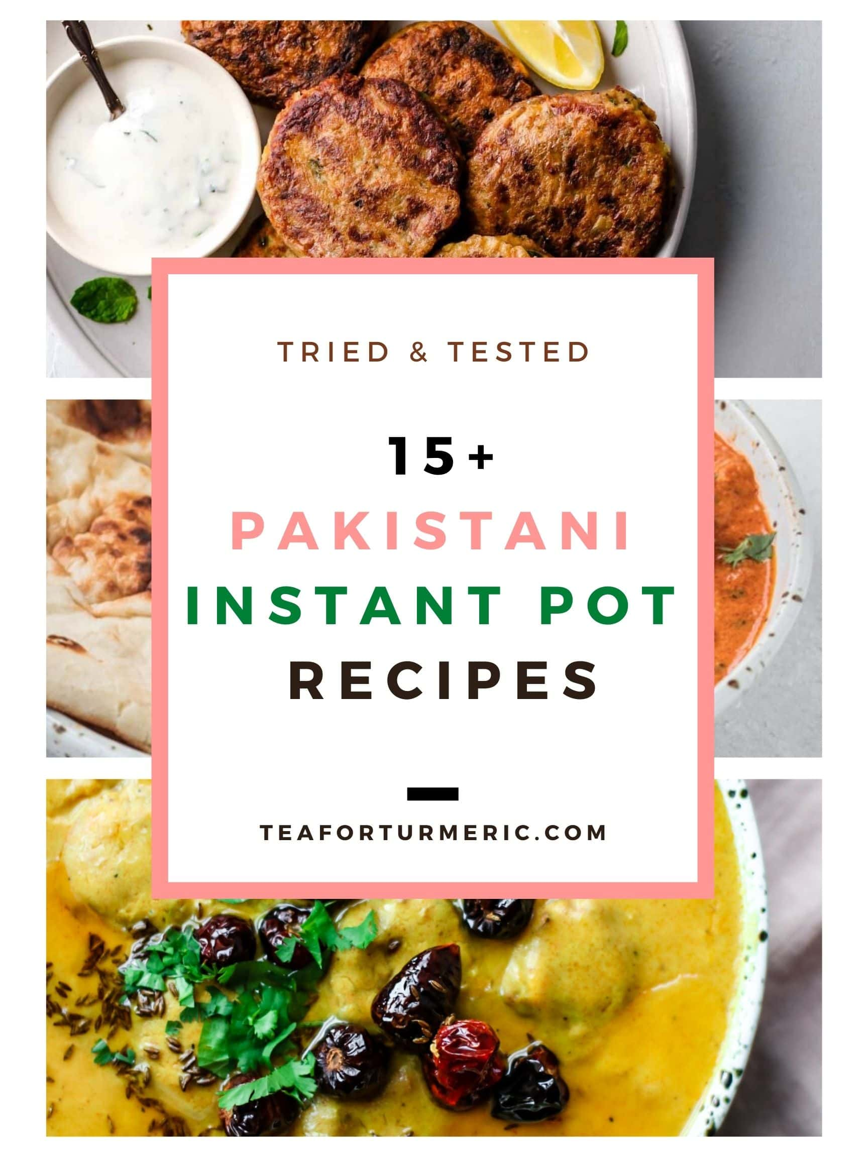 15+ Pakistani Instant Pot Recipes