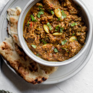 Easy Instant Pot Pakistani Beef Curry (Stew)