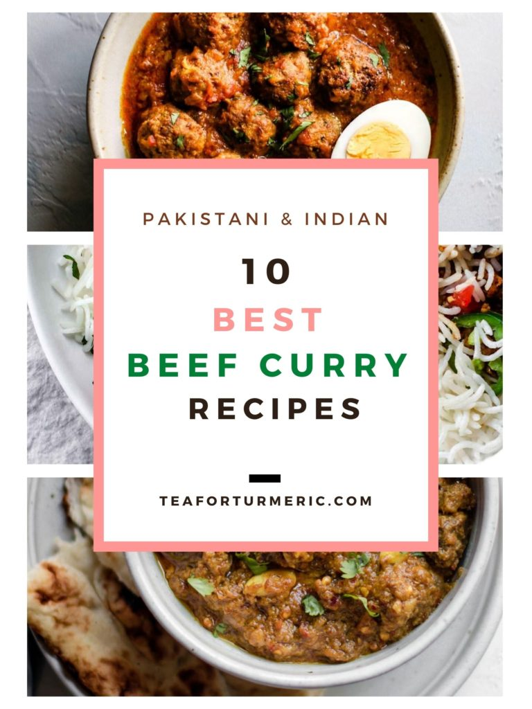 10 Best Beef Curry Recipes - Pakistani and Indian