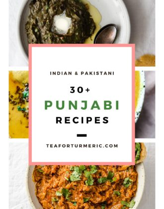 Punjabi Recipes Introduction Image