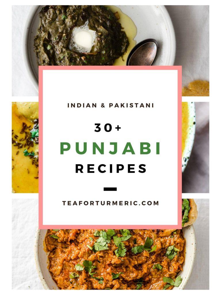 Image of 30 Punjabi Recipes