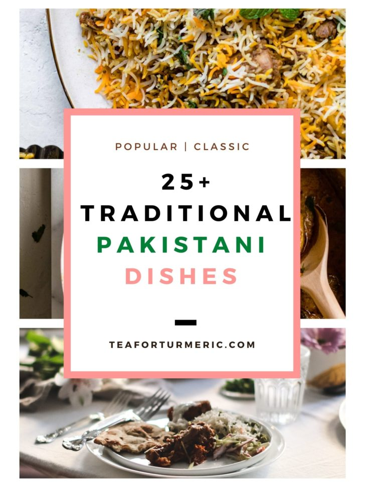Cover image for 25+ Traditional Pakistani Dishes roundup.